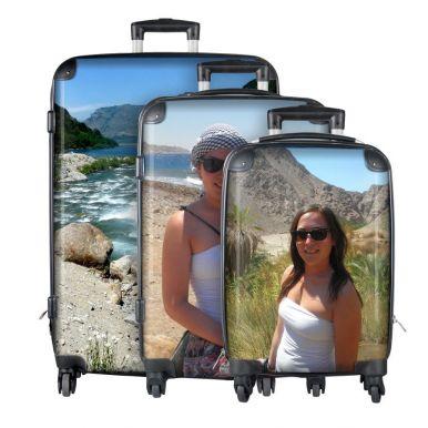 Princess Traveller fotokoffer maken - Luxe bagageset