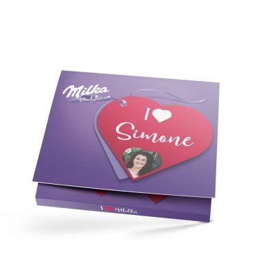 I love Milka! giftbox - Liefde