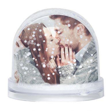 Sneeuwbol bedrukken Sneeuw