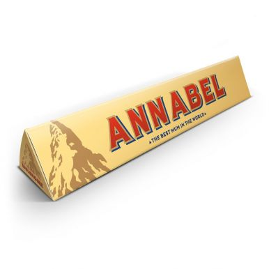 Moederdag Toblerone chocoladereep