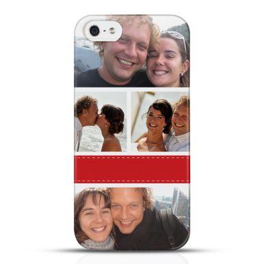 Telefoonhoesje bedrukken - iPhone 5/5s (Rondom)