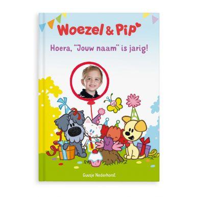 Woezel & Pip - Verjaardag - XL (Softcover)