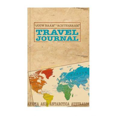 Boek - Travel Journal