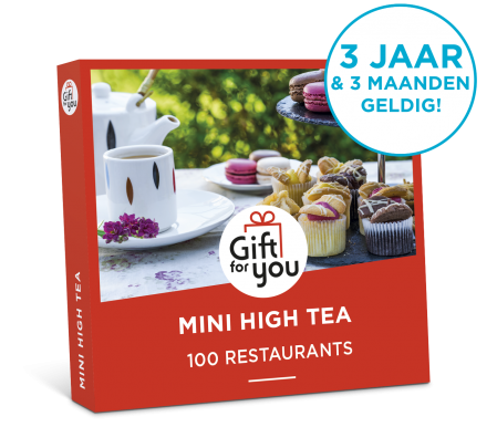 GiftForYou Mini High Tea