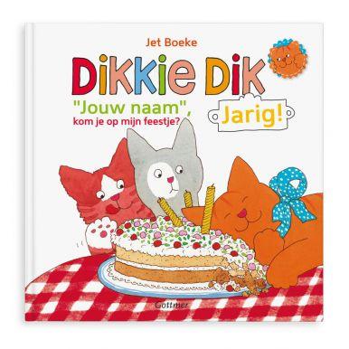 Boek - Dikkie Dik is jarig