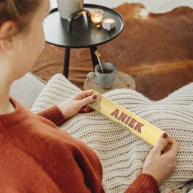 Toblerone chocoladereep