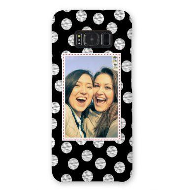 Telefoonhoesje bedrukken - Samsung Galaxy S8 (Rondom)