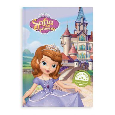 Disney Sofia het prinsesje - XL boek - Hardcover