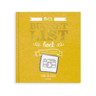 Het Bucketlist boek voor vaders (Softcover)