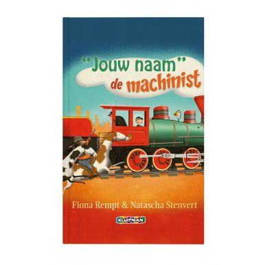 Boek - Daan de machinist
