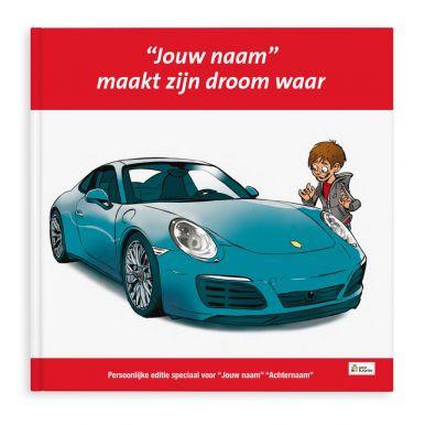 Porsche 911 - Jongensversie - Hardcover