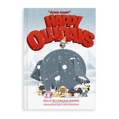 Happy Ollidays (met gratis set wenskaarten) - Hardcover