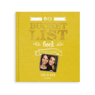 Het bucketlist boek voor moeders