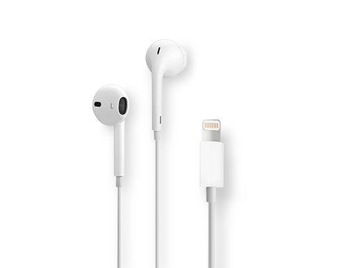 Apple Earpods met Lightning Connector (afhalen in de winkel)