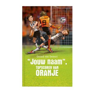 Boek - Topscorer van Oranje