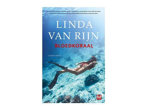 Bloedkoraal - Linda van Rijn (bezorgservice door Primera winkel)