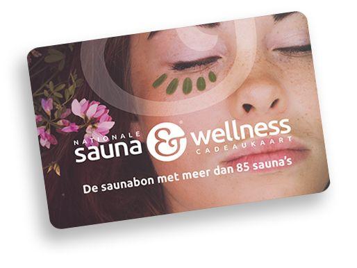 Nationale Sauna & Wellness Cadeaukaart