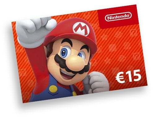 Switch - Nintendo eShop Card