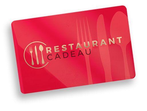 RestaurantCadeau digitale cadeaukaart