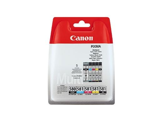Canon cartridges vanaf 17,49 (afhalen in de winkel)