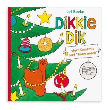 Dikkie Dik viert Kerstmis - Softcover
