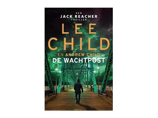 De wachtpost - Lee Child  (bezorgservice door Primera winkel)