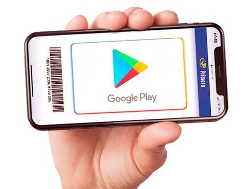 Google Play code