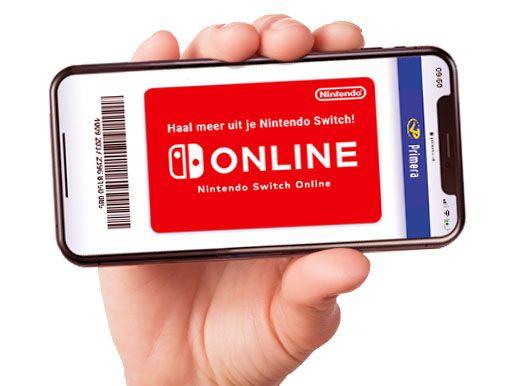 Nintendo Switch 3 maanden