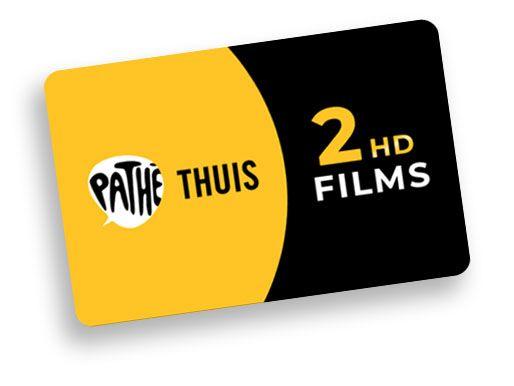 Pathé Thuis Cadeaukaart 2x HD film