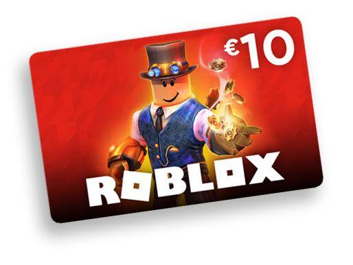 Roblox Digital Gift Card €10