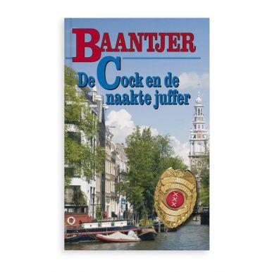 Baantjer - De naakte juffer - Softcover