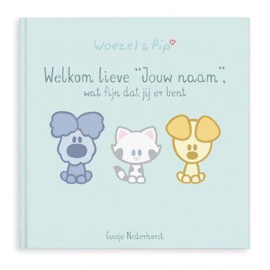 Woezel en Pip babyboek