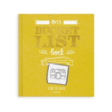 Het Bucketlist boek voor moeders (Softcover)