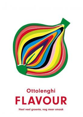 Flavour - Yotam Ottolenghi  (afhalen in de winkel)