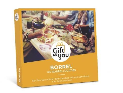 Gift For You Borrel