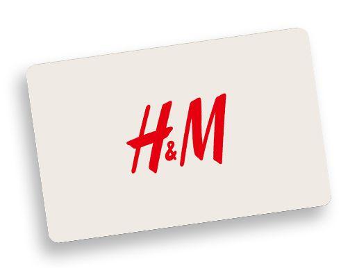 H&M cadeaukaart