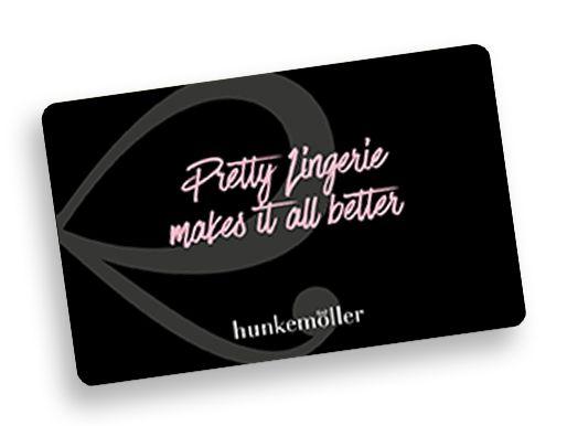 Hunkemöller giftcard