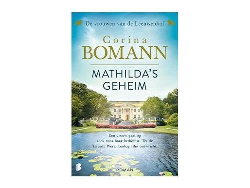 Mathilda's geheim - Corina Bomann (bezorgservice door Primera winkel)
