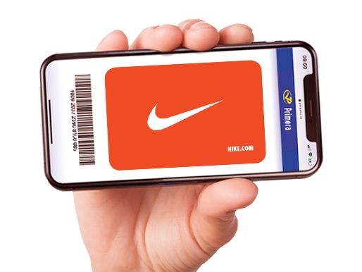 Nike digitale code