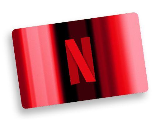 €25 Netflix cadeaukaart