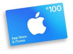 App Store & iTunes Code € 100,-