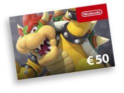 Nintendo code €50