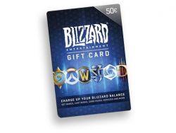 Blizzard tegoedkaart €50