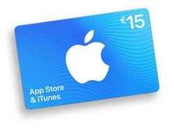App store & iTunes €15