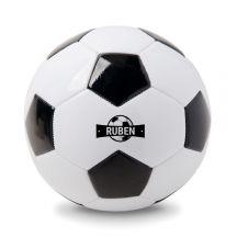 Voetbal met naam bedrukken