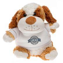 Knuffel bedrukken - Hond