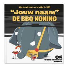 Ollimania - The BBQ King - XXL versie!
