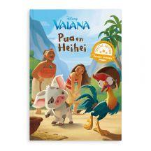 Disney Vaiana - XL boek - Hardcover