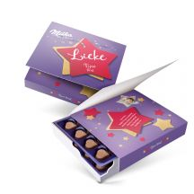 Say it with Milka giftbox - Kerst - 220 gram