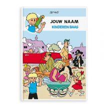 Persoonlijk stripboek - Jommeke 'Kinderen Baas' (Hardcover)
